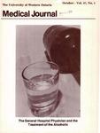 UWOMJ Volume 47, Number 1, October 1976