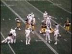 Football film: Western Mustangs versus Waterloo Warriors. Part 2