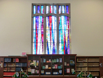 Law's Stain Glass Window